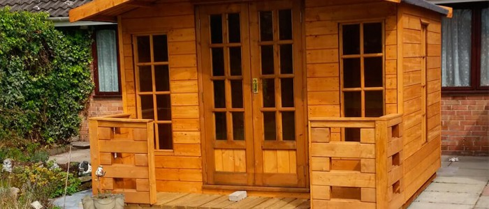 Log Cabin Liverpool